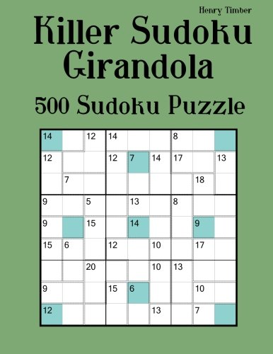 Price comparison product image Killer Sudoku Girandola: 500 Sudoku Puzzle