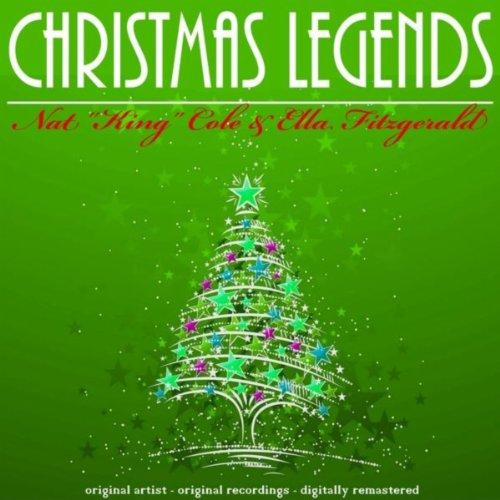 nat king cole ella fitzgerald christmas legends - Fitzgerald Christmas