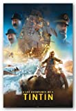 Les Aventures de Tintin Movie Poster Art Poster Print...