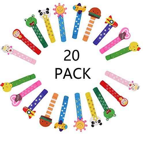 20 pcs Coloratissimi animali segnalibro bambini in legno idea Segnalibro di cartone animato bomboniera battesimo pensierino regalino gadget festa compleanno bambini