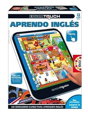 Educa - Touch aprendo inglés, juego educativo (15747) por Educa