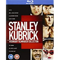 Stanley Kubrick: Visionary Filmmaker Collection