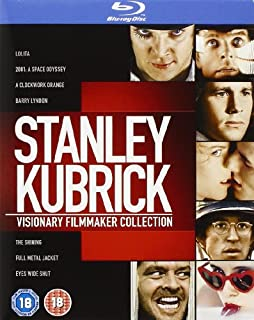 Stanley Kubrick: Visionary Filmmaker Collection [Blu-ray] [1962] [Region Free] (B004MW57KA) | Amazon Products