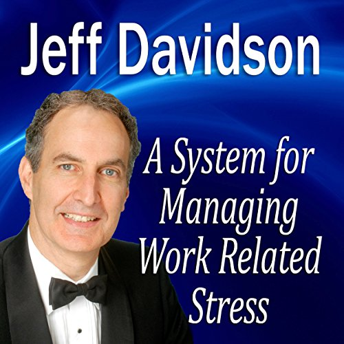 A System for Managing Work Related Stress  Audiolibri