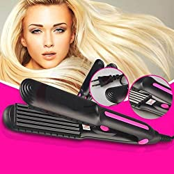Sleek and Stylish Hair straightener Hair Iron Hair curling used by professionals and personal
