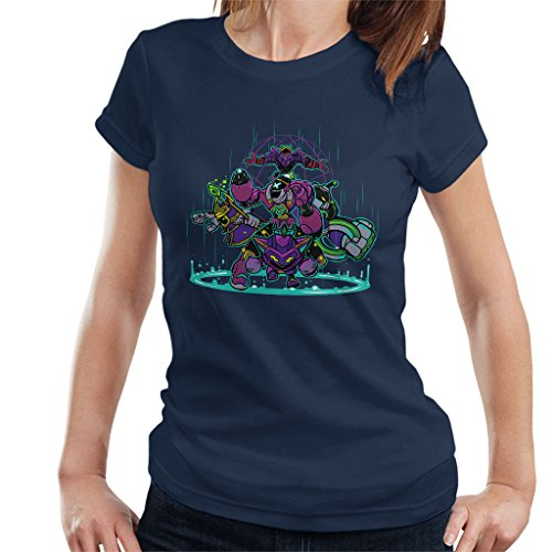 League Of Legends – Battles Bosses Girlie Shirt