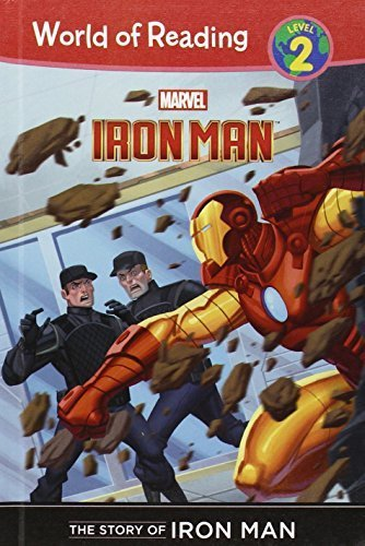 Iron Man: The Story of Iron Man (World of Reading: Level 2) by Thomas Macri (2014-09-01)