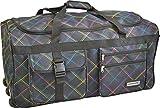Reisetasche Jumbo Big-Travel mit Rollen riesige XXL V4 5. Generation NEU von normani® Farbe Spektrum