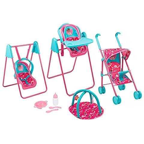 Disney Doc McStuffin Play & Go Travel Set Girls Toy