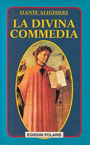 LN- LA DIVINA COMMEDIA - DANTE ALIGHIERI - POLARIS --- 1995 - B - YDS408