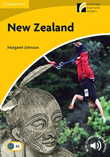 New Zealand Level 2 Elementary/Lower-intermediate (Cambridge Discovery Readers) por Margaret Johnson