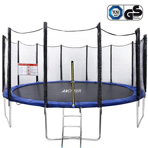 trampolin test 2018 die 13 besten trampoline im vergleich. Black Bedroom Furniture Sets. Home Design Ideas