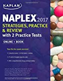 #6: NAPLEX 2017 Strategies, Practice & Review with 2 Practice Tests: Online + Book (Kaplan Medical Naplex)