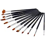 Generic Artist Painting Brushes Set