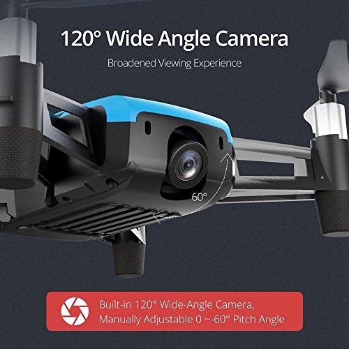 REDPAWZ R020 BLAST WIFI Drone con Telecamera Pieghevole WIFI FPV HD 1280*7 Sport e viaggi