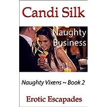 Naughty Business: Erotic Escapades (Naughty Vixens Collection Book 2)