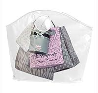 Ce sac de tous les jours est un trompe-l'œil. Sa taille vous permet d'y mettre une foule de choses en toute discrétion. Quel bonheur !   Dimensions : 65 x 49 x 22 cm