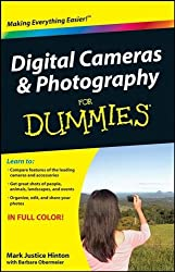Digital Cameras & Photography for Dummies by Mark Justice Hinton (2009-01-01)