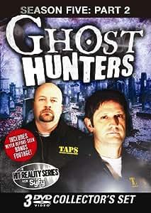 Ghost Hunters: Season 5 - Part 2 [DVD] [2009] [Region 1] [US Import] [NTSC]