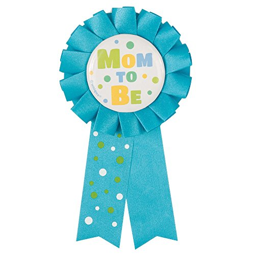 blue-mom-to-be-baby-shower-award-ribbon-polka-dots-party-supplies-by-unique-industries