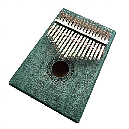 Mitlfuny Black Friay DE Cyber Monday DE,Kalimba 17 Keys Tragbarer Daumen Klavier Mbira Sanza Mahagoni Korpus Erz ()