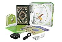 Digital Quran Pen Reader ,Hitopin, Word by Word Function 5 small learning books best gift for non-Arabic speaker muslim Holy Qur'an Pen English Arabic Urdu French Spanish German etc.