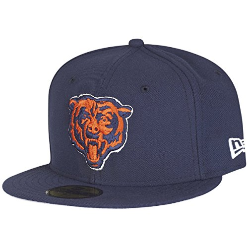 New Era 59Fifty Fitted Cap - Head Chicago Bears - 7 1/2 -