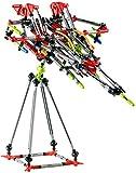 Playtastic Kinder-Baukasten: Konstruktionsspielzeug Fortgeschrittene, 328 Teile (Konstruktionsspielzeug Plastik)