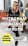 Instagram Influencer werden: So schaffst du's auch! Schritt-für-Schritt Anleitung von Influencerin theblondestories. Profi-Fotos, Follower, Geld verdienen. ... diesen Geheimtipps habe ich es geschafft