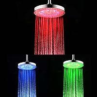 Antena® LED 8 '' pollici doccia tondo spruzzatore della testa,