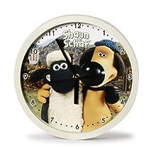 NICI 35098 – Horloge Murale Shaun Ø 25 cm