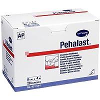 Pehalast 4mx8cm elastische Mullbinden 931544/1 lose, 20 St preisvergleich bei billige-tabletten.eu