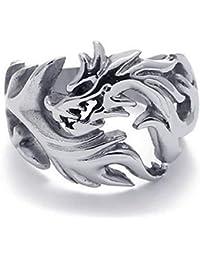 8d83b1b9f358f Amazon.co.uk: Christening - Rings / Men: Jewellery