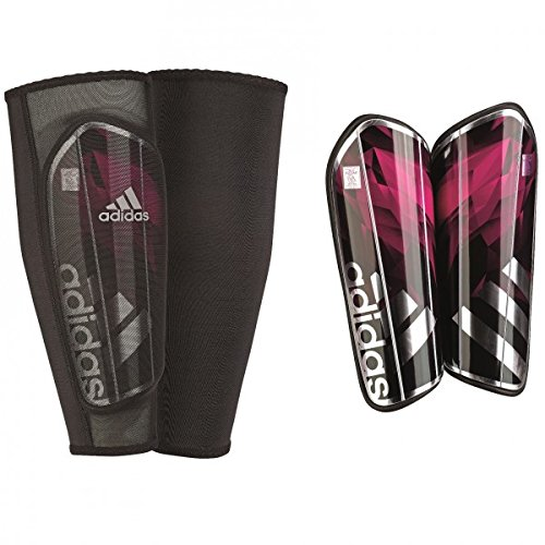 adidas Herren Schienbeinschoner Ghost Graphic, Shock Pink S16/Core Black, XL, AI5228