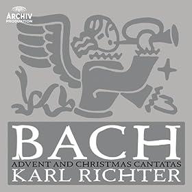 """J.S. Bach: Cantata, BWV 58 """"Ach Gott, wie manches Herzeleid"""" - Recitativo """"Kann es die Welt nicht lassen"""" (Soprano)"""