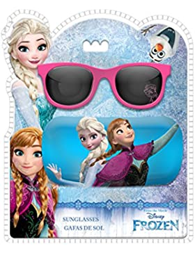 Frozen–Occhiali Sole e custodia, Kids wd19101)
