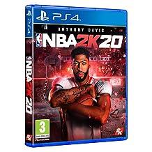 playstation_4;-NBA 2K20 (PS4)
