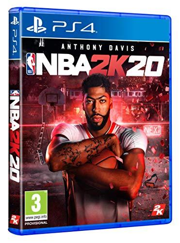 NBA 2K20 (PS4) [Playstation 4]