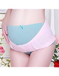 SFD/ Barriga después del parto de mujeres embarazadas con el cuerpo que forma el cinturón corsé con cinturón abdominal de la atención de cesárea , pink