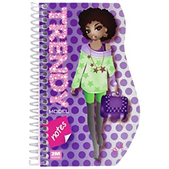 Trendy Model Notes. Mya. Ediz. Illustrata. Con Gadget