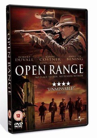 Open Range [DVD] [2004] by Kevin Costner (Dvd-open Range)