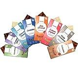 Xucker Xylit-Schokolade - Probierset jetzt mit neuer Sorte Haselnuss (780 g)