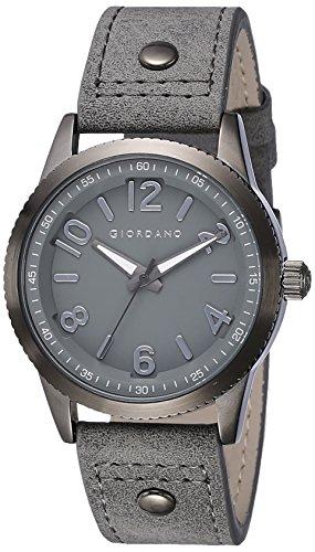 51xUBFBB2LL - Giordano A1053 08 Grey Mens watch