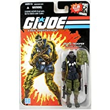 G.I. Joe 25th Anniversary Wave 8 - Arctic Trooper Snake Eyes Action Figure by Hasbro