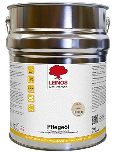 Leinos Pflegeöl Nr. 285, 2,5 Liter