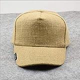 Sombrero para el Sol, protección Solar, Sombrero para el Sol, Tabla de Mareas, anestesia General - XL Caqui (60 cm o más)