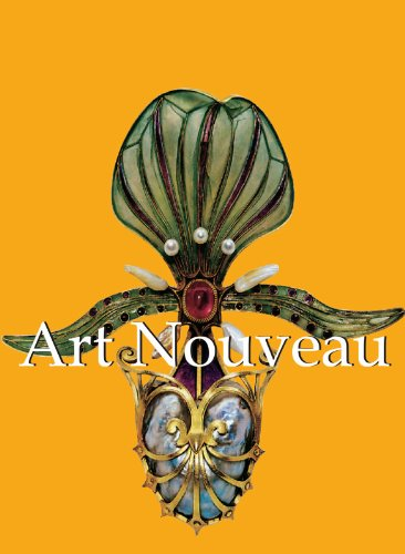 Art Nouveau (Mega Square) (English Edition)