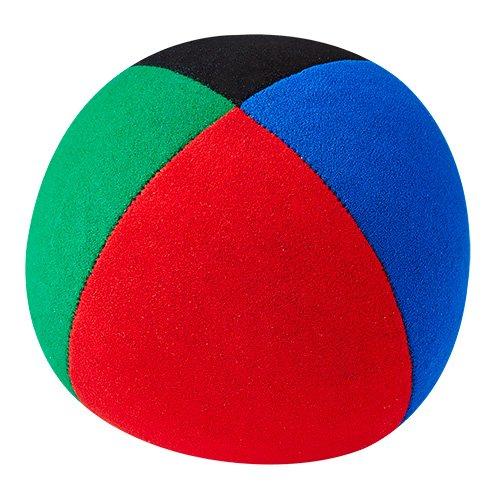 Henrys j05110 de E41 - Superior Bolsas de Frijol, de diámetro 67 mm, Negro / Rojo / Azul / Verde