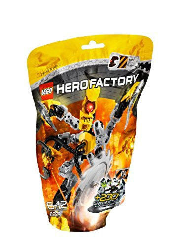 LEGO Hero Factory 6229 - XT4 (Lego Hero Factory)