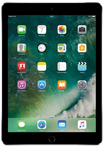 Image of Apple iPad Pro 9.7 WiFi+Cellular iOS Tablet ohne Simlock Retina Display Kamera ,32GB, spacegrau